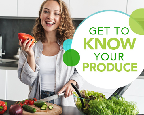 Get to Know your Produce